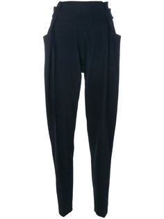 зауженные брюки  Victoria Beckham