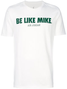 футболка Be Like Mike Nike