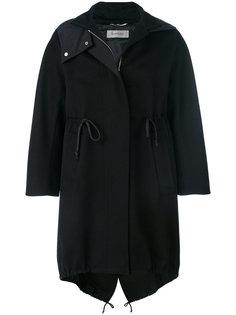 пальто с капюшоном Sportmax