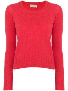 свитер тонкой вязки Drumohr
