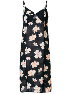 платье с цветочным принтом Inga Joseph