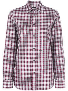 plaid shirt Dsquared2