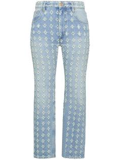 джинсы Corliff с рваным эффектом Isabel Marant Étoile