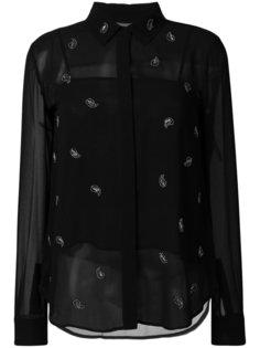 рубашка с принтом пейсли  Michael Michael Kors