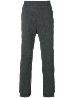 брюки с эластичными манжетами  A.P.C.