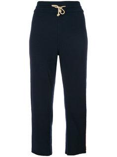 укороченные спортивные брюки Mother