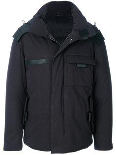дутая куртка Norris Jil Sander