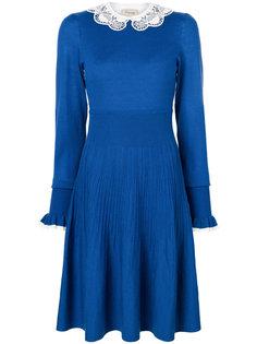 платье Bliss с рукавами Temperley London