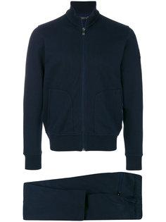 куртка-бомбер на молнии Corneliani