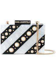 декорированная сумка Karl Lagerfeld