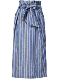 Jordan tie waist skirt Gabriela Hearst