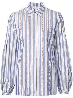button down blouse Gabriela Hearst