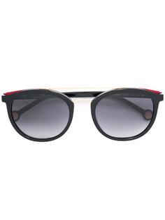 """солнцезащитные очки в оправе """"кошачий глаз"""" Carolina Herrera"""