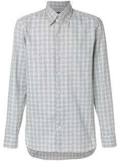 рубашка в клетку Tom Ford