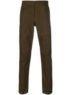 брюки чинос Lanvin