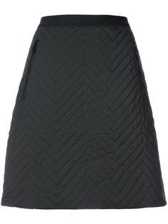 стеганая юбка Marc Cain
