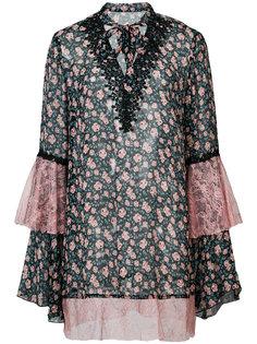 printed tunic  Anna Sui