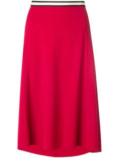 расклешенная юбка с завышенной талией Dorothee Schumacher