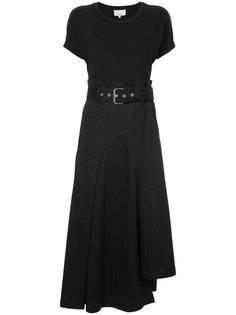 расклешенное платье  миди 3.1 Phillip Lim