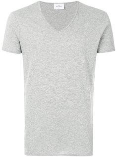 футболка с V-образным вырезом The White Briefs
