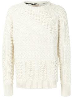 свитер Aran Burberry