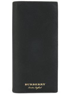 кошелек с принтом логотипа Burberry