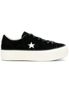 кроссовки One Star Platform OX Converse