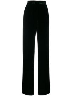 широкие брюки с высокой талией Etro