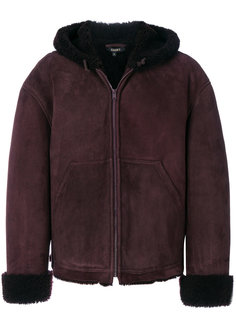 пальто с капюшоном Yeezy