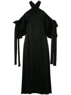 длинное платье Sly Ellery