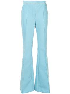 расклешенные брюки Orlando с контрастной окантовкой Ellery