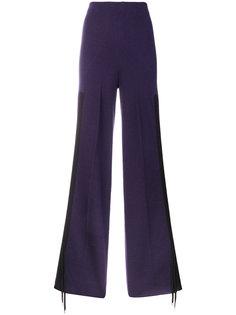 расклешенные брюки на шнурке Circus Hotel