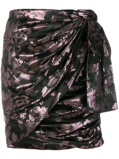 юбка с запахом Isabel Marant