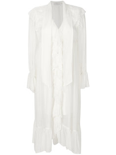 платье из тюля Zimmermann