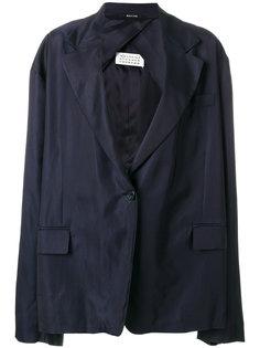 куртка оверсайз в стиле блейзера  Maison Margiela