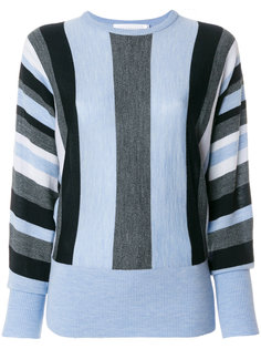striped jumper Victoria Victoria Beckham