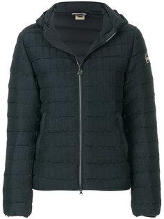 дутая куртка с капюшоном  Colmar