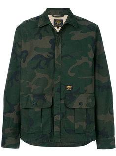 куртка с камуфляжным принтом  Carhartt