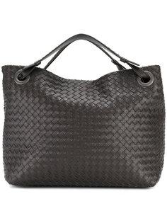 плетеная сумка Garda Bottega Veneta