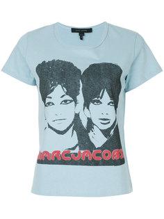 футболка Sista Sista Marc Jacobs