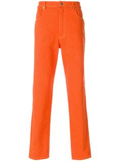 прямые брюки Eckhaus Latta
