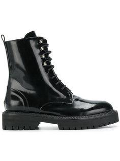 ботинки на шнуровке Yang Li