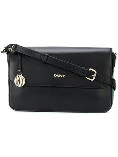 сумка на плечо с клапаном  DKNY