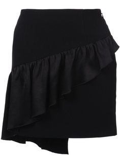 ruffled mini skirt  Cinq A Sept