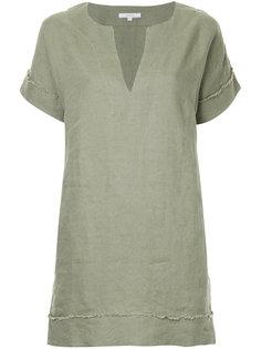 платье-шифт с необработанными краями Venroy