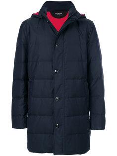 стеганая куртка Kiton