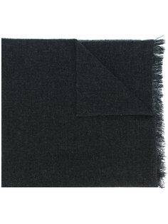 шарф с бахромой  Kiton