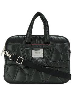 стеганая сумка для ноутбука с логотипом  Sonia By Sonia Rykiel