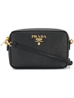 сумка через плечо Saffiano Prada