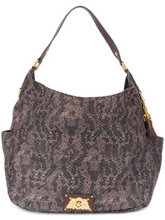 snake print Erin hobo bag Juicy Couture
